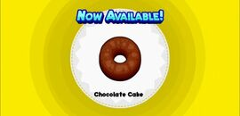 Chocolate Cake DTG! Unlocked