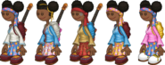 PLP Zoe Outfits