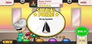 Papa's Wingeria To Go! Pepper Platter Prize