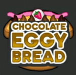 Chocolate Eggy Bread (Logo)