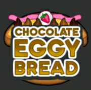 Chocolate Eggy Bread (Logo)