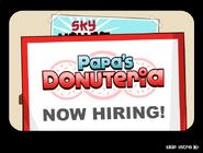 Papa's Donuteria Intro - Now Hiring!