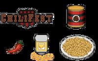 Chilifest Pastaria To Go Ingredients