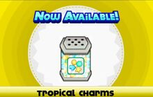 Tropical charms (CTG)