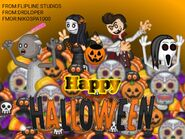 Happy Halloween to Flipline Studios and DVloper