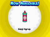 Kanji Syrup