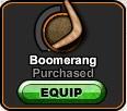 A8 Boomerangs