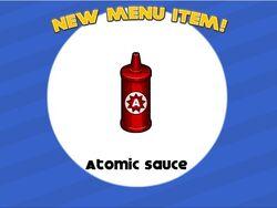 Unlocking atomic sauce