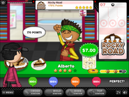 Alberto Perfect Score (Rocky Road) (Bakeria)