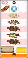 Cecilia's Cheeseria Order