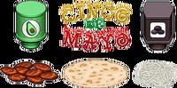 Cinco de Mayo Holiday Ingredients - Cheeseria To Go