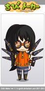 Akari Chibi Style B Updated