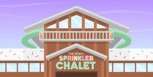 Great Sprinkler Chalet