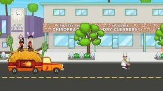 Papa's Taco Mia HD - Final Parade