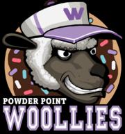 Powder Point Woolies - Logo