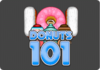 Donuts 101 Icon