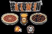 Halloween BTG ingredients