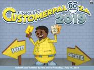 Kingsley's Customerpalooza 2019 - Vote