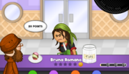 Angry Bruna Romano (Cleaned)