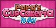 Papas cupcakeria to go arcade