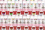 Radylynn's orders (Cupcakeria HD)