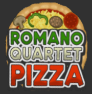 Romano Quartet Pizza (Logo)