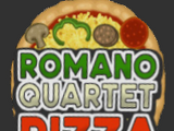 Romano Quartet Pizza
