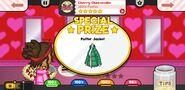 Papas Bakeria To Go Cherry Cheesecake Prize