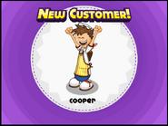 Cooper in Papa's Pastaria