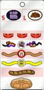 Hot Doggeria HD Foodini (Holiday)