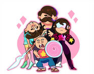 We are romano family by mannievelous