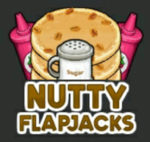Nutty Flapjacks (Logo)