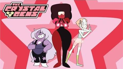 Crystal Gems Powerpuff Girls Mashup