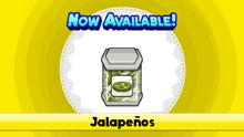 Jalapeños (HTG)