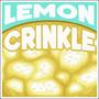 Lemon Crinkle Poster