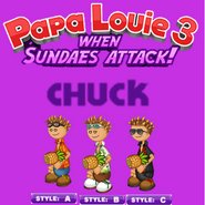 Chuck outfits