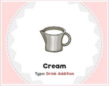 Cream PHD