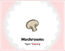 Mushroom Pizzeria HD
