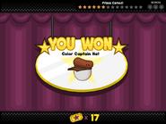 Papa's Bakeria - Burgerzilla - Prize 6