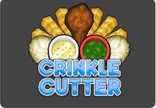 Crinkle Cutter Logo