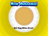 Hot Dog Bites Crust