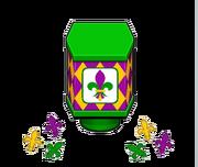Fleur de Lis Sprinkles-0