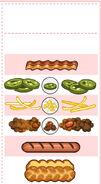 Franken Bacon Order Ticket