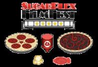 Sugarplex Film Fest BTG ingredients