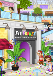 FitFrenzy Resolution Solution