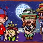 Roy, Olivia, Julep, and Deano by FlippingOcFanatic