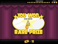 Papa's Cheeseria - Papa's Raceway - Prize 16 (Gold)