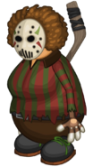 Bertha Halloween
