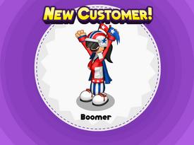 Boomer - Papa Bakeria