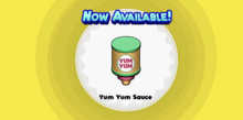 Yum Yum Sauce STG